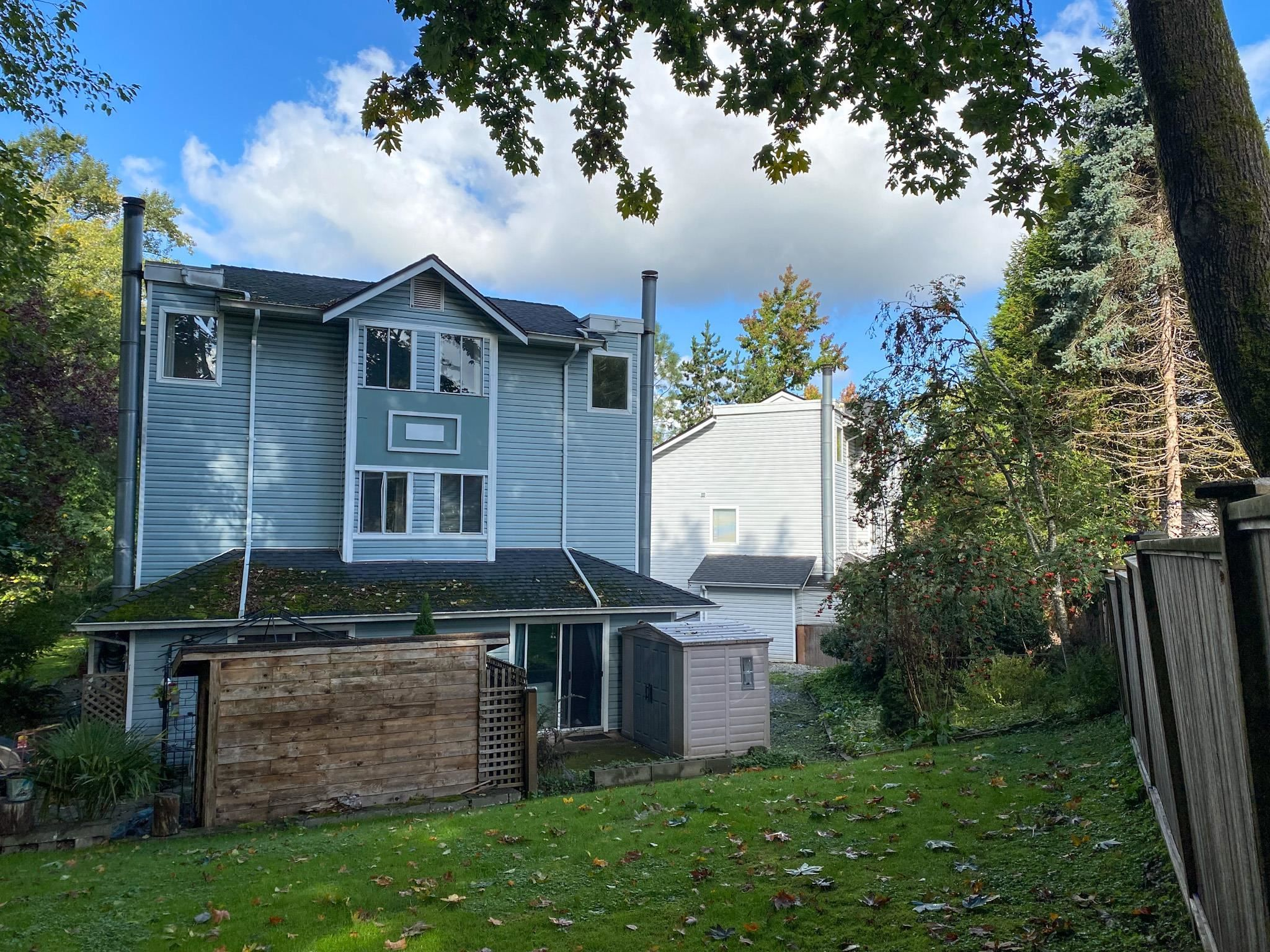 Main Photo: 45 22412 124 Avenue in Maple Ridge: East Central Townhouse for sale : MLS®# R2622683