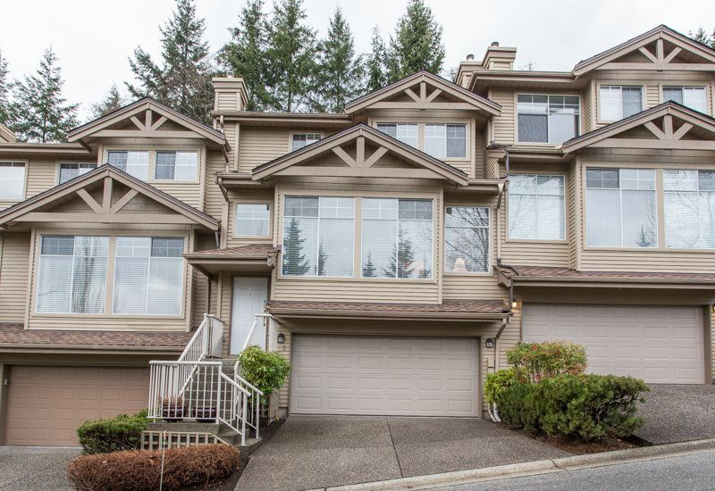 "Main Photo: 2 2979 PANORAMA Drive in Coquitlam: Westwood Plateau Townhouse for sale in ""DEERCREST"" : MLS®# R2532510"