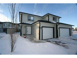 Photo 1: 46 102 CANOE Square: Airdrie Townhouse for sale : MLS®# C3452941