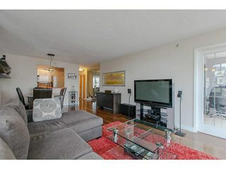 """Photo 4: 705 2288 PINE Street in Vancouver: Fairview VW Condo for sale in """"THE FAIRVIEW"""" (Vancouver West)  : MLS®# V1142280"""