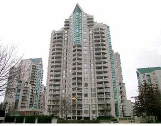 """Photo 1: 1303 1199 EASTWOOD Street in Coquitlam: North Coquitlam Condo for sale in """"THE SELKIRK"""" : MLS®# V640292"""