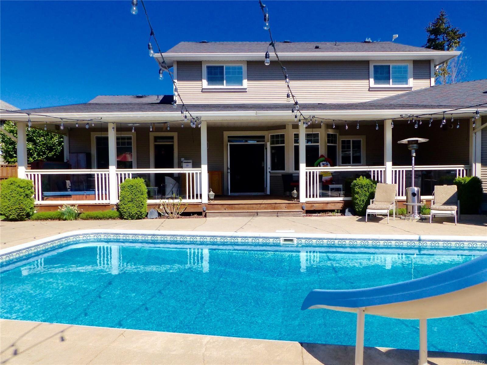 Main Photo: 3319 Savannah Pl in : Na North Jingle Pot House for sale (Nanaimo)  : MLS®# 870795