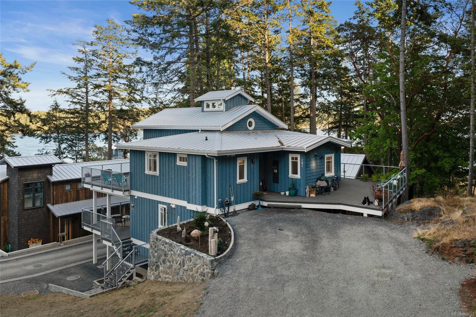 Main Photo: 781 Sunset Pt in : Sk Becher Bay House for sale (Sooke)  : MLS®# 862653