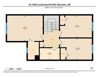 Photo 49: 32 13403 CUMBERLAND Road NW in Edmonton: Zone 27 House Half Duplex for sale : MLS®# E4240768