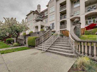 "Photo 1: 108 1655 GRANT Avenue in Port Coquitlam: Glenwood PQ Condo for sale in ""THE BENTIN"" : MLS®# R2574865"
