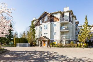 """Photo 1: 414 10188 155 Street in Surrey: Guildford Condo for sale in """"Sommerset"""" (North Surrey)  : MLS®# R2565723"""
