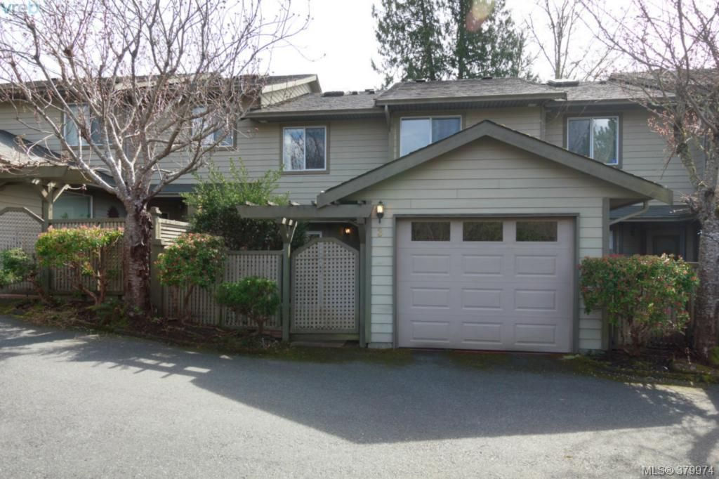 Main Photo: 3 2190 Drennan St in SOOKE: Sk Sooke Vill Core Row/Townhouse for sale (Sooke)  : MLS®# 763278
