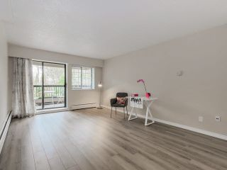 Photo 3: 102 1825 W 8TH Avenue in Vancouver: Kitsilano Condo for sale (Vancouver West)  : MLS®# V1110408