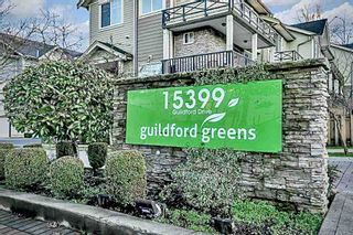 """Main Photo: 72 15399 GUILDFORD Drive in Surrey: Guildford Townhouse for sale in """"GUILDFORD GREEN"""" (North Surrey)  : MLS®# R2559677"""