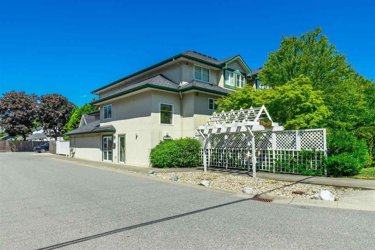 """Main Photo: 217 19953 55A Avenue in Langley: Langley City Condo for sale in """"Bayside Court"""" : MLS®# R2589418"""