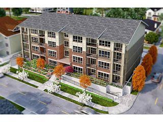 "Photo 1: 203 2288 WELCHER Avenue in Port Coquitlam: Central Pt Coquitlam Condo for sale in ""AMANTI ON WELCHER"" : MLS®# R2011563"