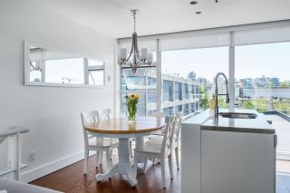 """Photo 10: 2 1650 W 1ST Avenue in Vancouver: False Creek Townhouse for sale in """"THE ELLIS FOSTER BUILDING"""" (Vancouver West)  : MLS®# R2062356"""