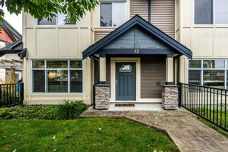 """Photo 2: 12 7028 ASH Street in Richmond: McLennan North Townhouse for sale in """"Granville Gardens"""" : MLS®# R2619249"""