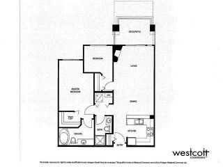 """Photo 13: 105 2388 WESTERN Parkway in Vancouver: University VW Condo for sale in """"WESTCOTT COMMONS"""" (Vancouver West)  : MLS®# V1044399"""