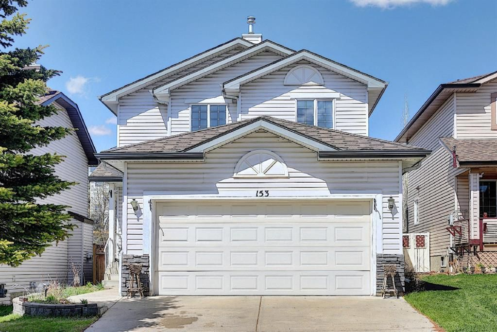 Main Photo: 153 Tuscarora Close NW in Calgary: Tuscany Detached for sale : MLS®# A1106761