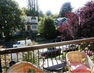 Photo 8: # 319 1235 W 15TH AV in Vancouver: Condo for sale : MLS®# V789977