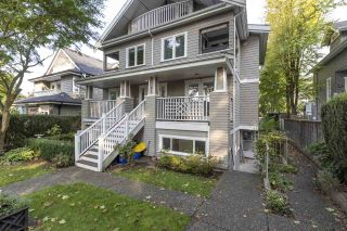 Photo 2: 61 W 13TH Avenue in Vancouver: Mount Pleasant VW Townhouse for sale (Vancouver West)  : MLS®# R2510101