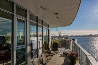 """Photo 26: 701 199 VICTORY SHIP Way in North Vancouver: Lower Lonsdale Condo for sale in """"TROPHY AT THE PIER"""" : MLS®# R2509292"""