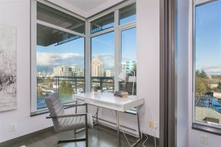 """Photo 13: 703 1088 W 14TH Avenue in Vancouver: Fairview VW Condo for sale in """"COCO"""" (Vancouver West)  : MLS®# R2244610"""