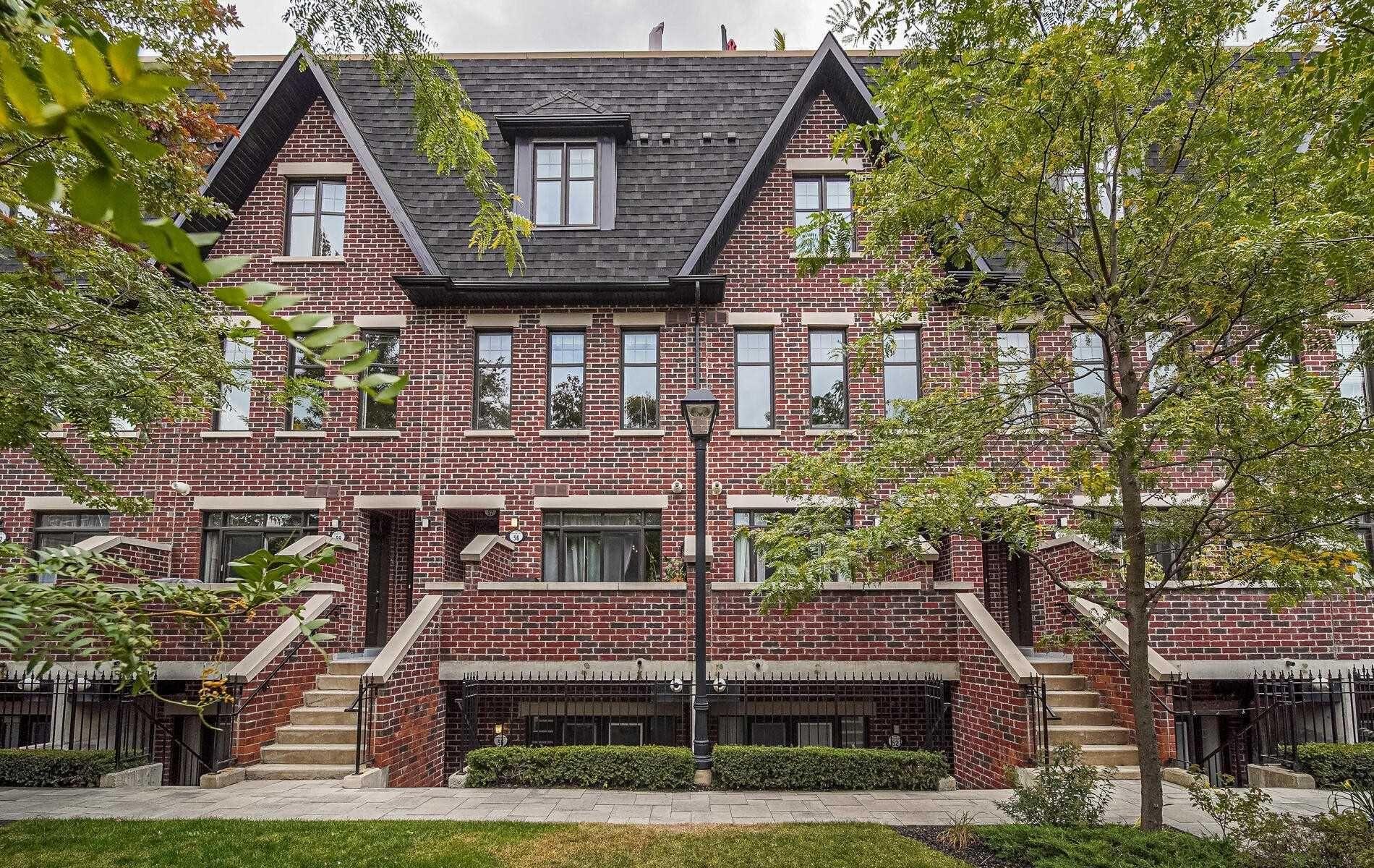 Main Photo: 54 140 Broadview Avenue in Toronto: South Riverdale Condo for sale (Toronto E01)  : MLS®# E4934861