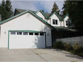 Photo 1: 1226 CAROL Place in Gibsons: Gibsons & Area House for sale (Sunshine Coast)  : MLS®# V915126