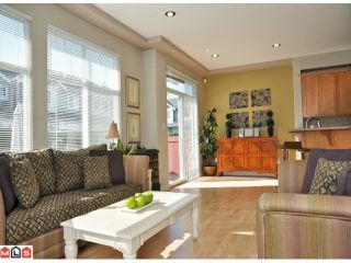 """Photo 4: 9 16760 61ST Avenue in Surrey: Cloverdale BC Townhouse for sale in """"Harvest Landing"""" (Cloverdale)  : MLS®# F1106034"""