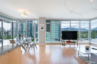 Photo 14: 1204 1616 BAYSHORE DRIVE in Vancouver: Coal Harbour Condo for sale (Vancouver West)