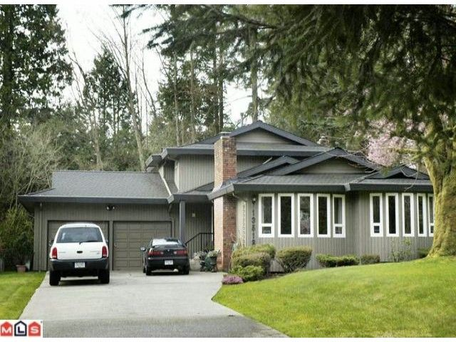 """Main Photo: 13518 19TH Avenue in Surrey: Crescent Bch Ocean Pk. House for sale in """"AMBLE GREENE"""" (South Surrey White Rock)  : MLS®# F1006291"""