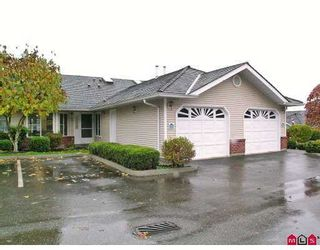 """Photo 1: 2006 WINFIELD Drive in Abbotsford: Abbotsford East Townhouse for sale in """"ASCOTT HILLS"""" : MLS®# F2702571"""