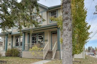 Main Photo: 400 53 Avenue SW in Calgary: Windsor Park Semi Detached for sale : MLS®# A1150356