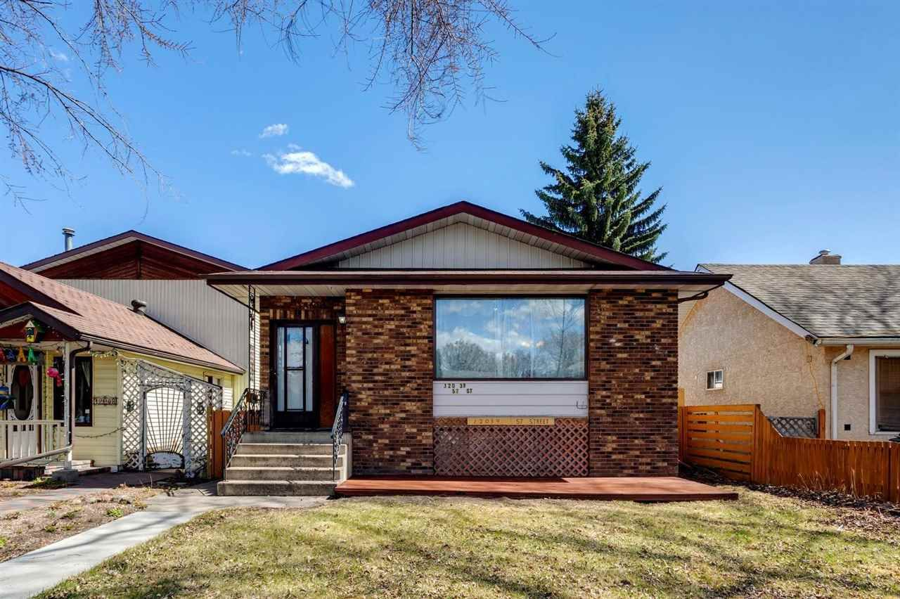Main Photo: 12039 57 Street in Edmonton: Zone 06 House for sale : MLS®# E4241900