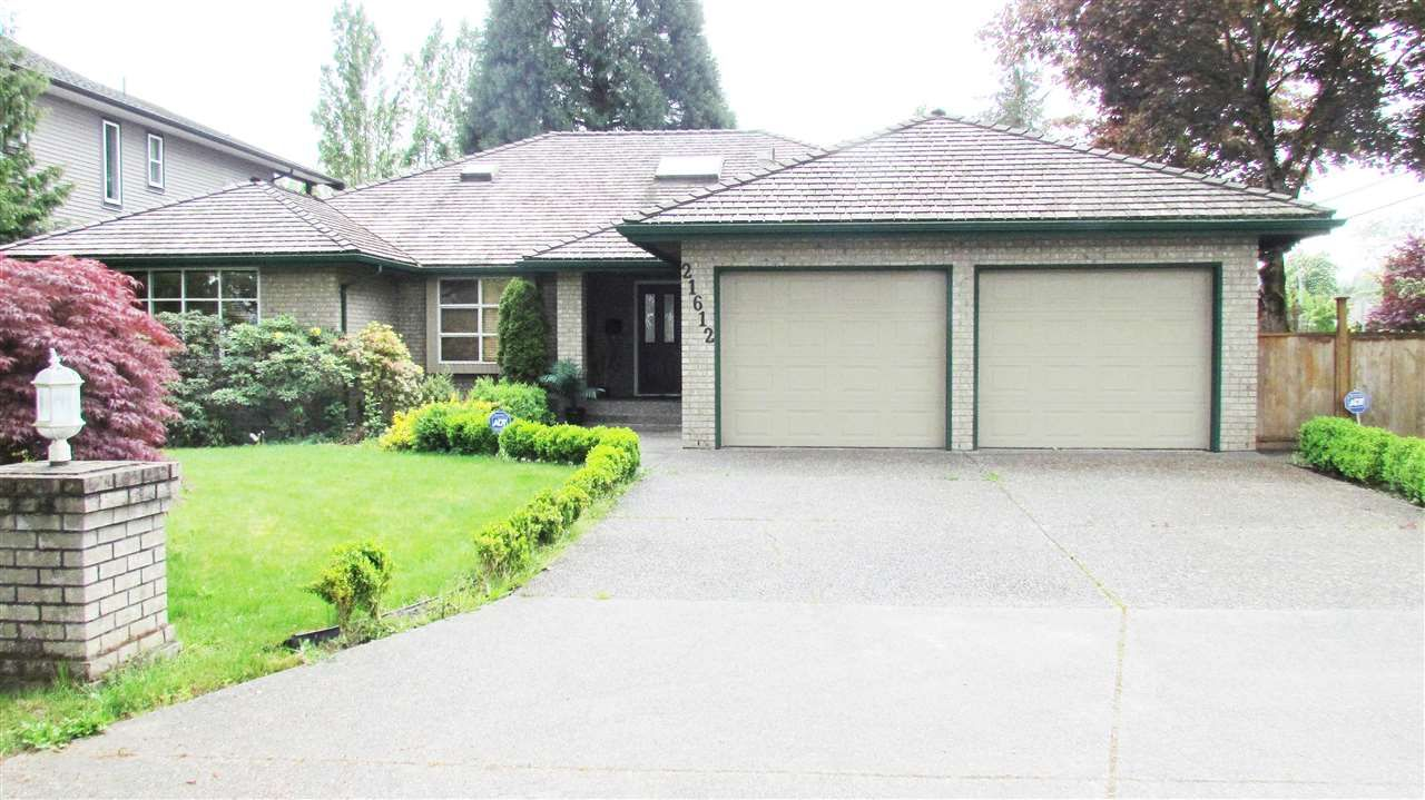 Main Photo: 21612 50 Avenue in Langley: Murrayville House for sale : MLS®# R2062310