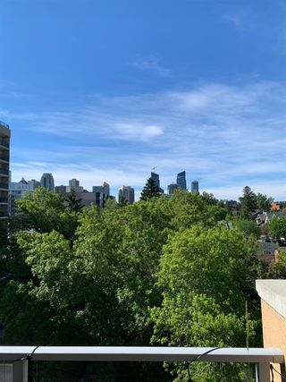 Photo 2: 411 1110 3 Avenue NW in Calgary: Hillhurst Apartment for sale : MLS®# A1147184