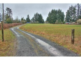 Photo 1: 4541 Rocky Point Rd in VICTORIA: Me Rocky Point House for sale (Metchosin)  : MLS®# 752980