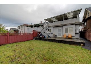 Photo 19: 272 61ST Ave E in Vancouver East: South Vancouver Home for sale ()  : MLS®# V1119950