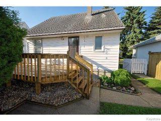 Photo 14: 823 Manhattan Avenue in WINNIPEG: East Kildonan Residential for sale (North East Winnipeg)  : MLS®# 1517538