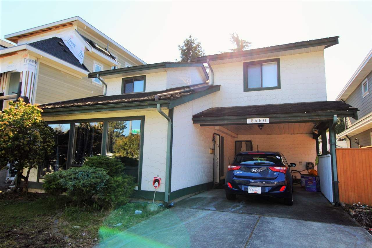Main Photo: 6460 SWIFT AVENUE in Richmond: Woodwards House for sale : MLS®# R2406522