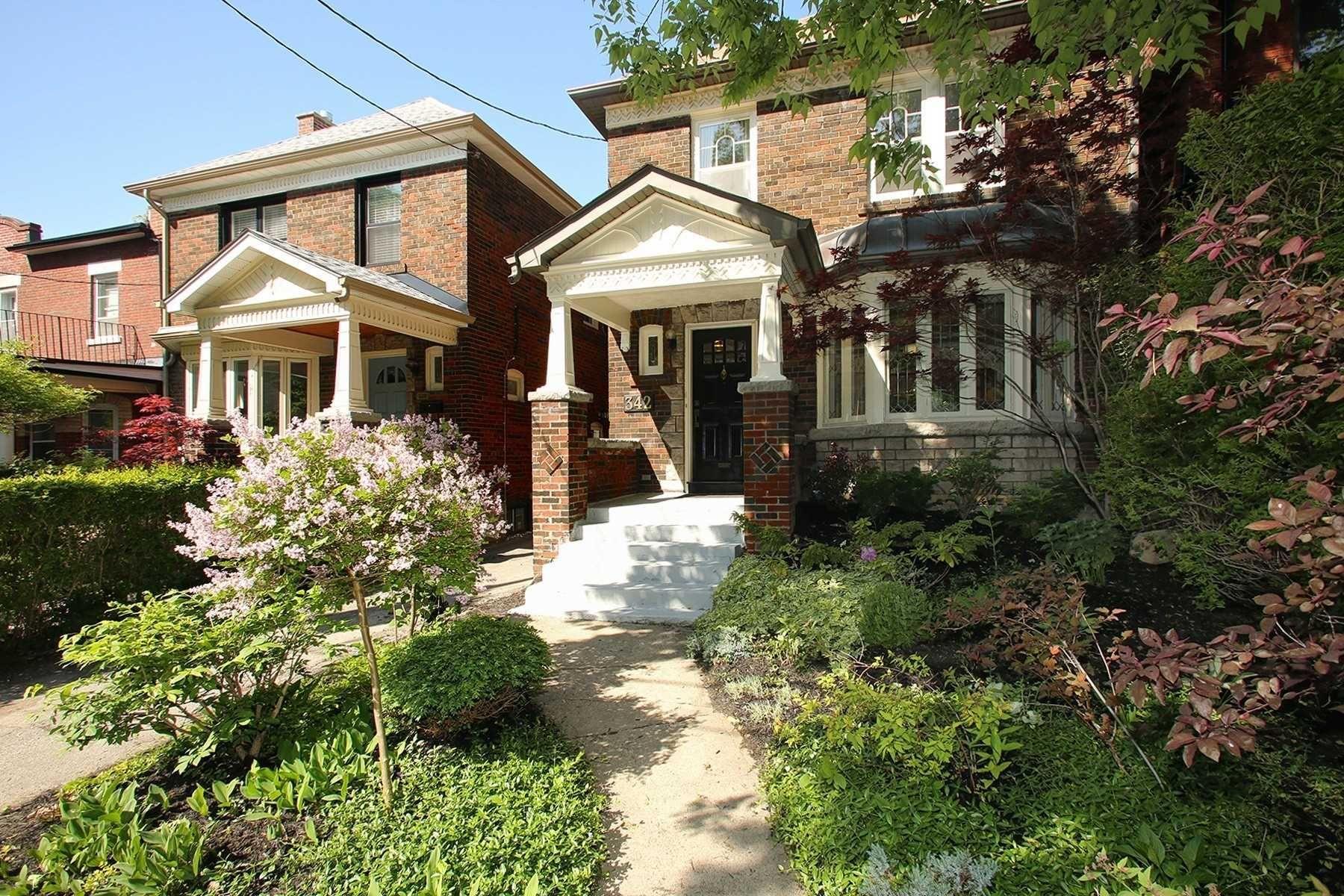 Main Photo: 342 Markham Street in Toronto: Palmerston-Little Italy House (2-Storey) for sale (Toronto C01)  : MLS®# C5265162