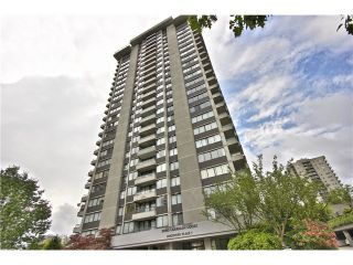 """Photo 1: 1307 3980 CARRIGAN Court in Burnaby: Government Road Condo for sale in """"DISCOVERY I"""" (Burnaby North)  : MLS®# V968039"""