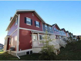 Photo 2: 4105 1001 EIGHTH Street NW: Airdrie Townhouse for sale : MLS®# C3639414