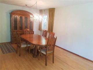 Photo 5: 6 Buckle Drive in Winnipeg: Residential for sale (1G)  : MLS®# 1815084