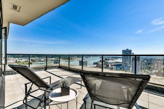 """Photo 4: 1901 610 VICTORIA Street in New Westminster: Downtown NW Condo for sale in """"THE POINT"""" : MLS®# R2184166"""
