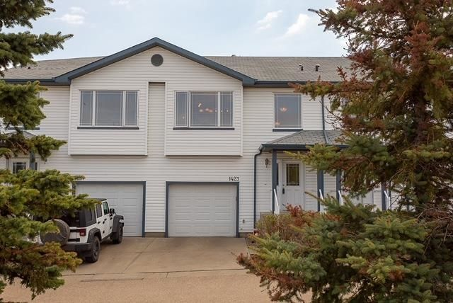 Main Photo: 1423 HERMITAGE Road in Edmonton: Zone 35 Townhouse for sale : MLS®# E4263776