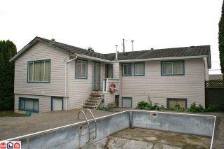 Photo 2: 35070 CASSIAR AV in Abbotsford: House for sale : MLS®# F1020076