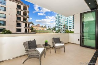 Photo 4: DOWNTOWN Condo for sale : 2 bedrooms : 2604 5th Ave #201 in San Diego