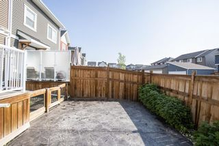 Photo 33: 122 Sunset Road: Cochrane Row/Townhouse for sale : MLS®# A1127717