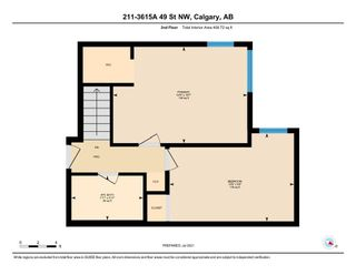 Photo 32: 211 3615A 49 Street NW in Calgary: Varsity Apartment for sale : MLS®# A1131604