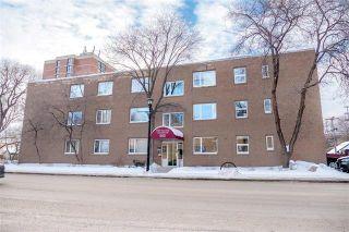 Photo 1: 1 550 Corydon Avenue in Winnipeg: Crescentwood Condominium for sale (1B)  : MLS®# 1904426