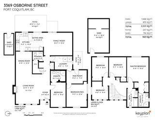 Photo 28: 3369 OSBORNE Street in Port Coquitlam: Woodland Acres PQ House for sale : MLS®# R2528437