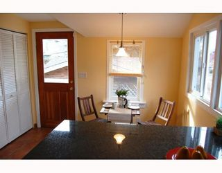 """Photo 5: 3563 HEATHER Street in Vancouver: Cambie House for sale in """"DOUGLAS PARK"""" (Vancouver West)  : MLS®# V753174"""